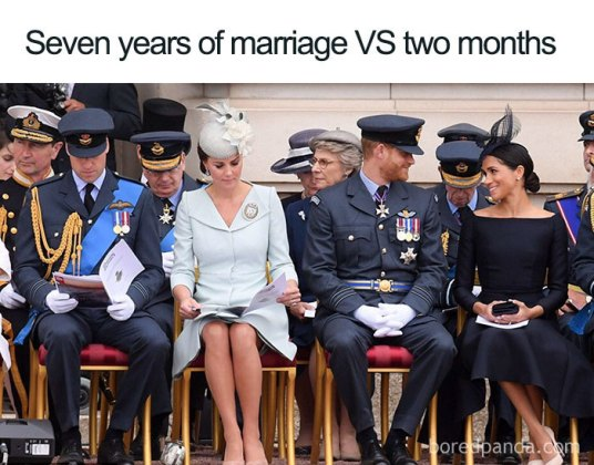 royal family marriage meme